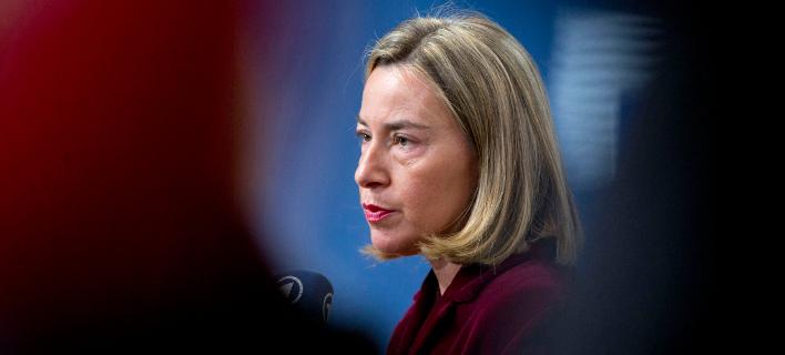 Φωτογραφία: H επικεφαλής εξωτερικής πολιτικής της ΕΕ/AP