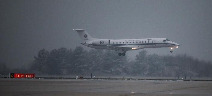 Αεροδρόμιο Μακεδονία/ Φωτογραφία:INTIME NEWS