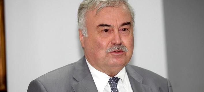 Πέθανε ο προϊστάμενος του Εφετείου Αθήνας Δημήτρης Μόκας