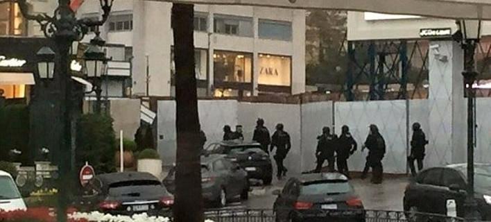 Μονακό: Κινηματογραφική ληστεία μέρα μεσημέρι στο κοσμηματοπωλείο Cartier [εικόνες]