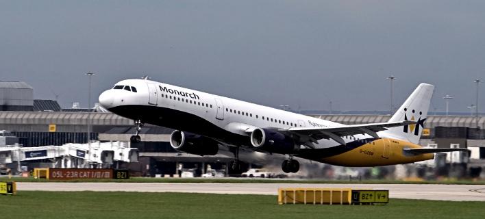 Monarch Airlines: Κλείνει η 5η σε μέγεθος αεροπορική εταιρεία της Μ.Βρετανίας