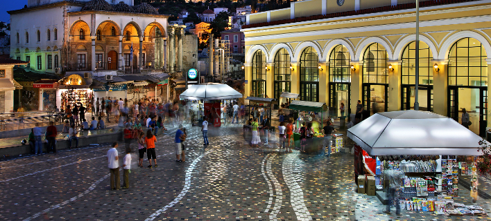 Πορτοφολάδες στο κέντρο της Αθήνας /Φωτογραφία: Shutterstock