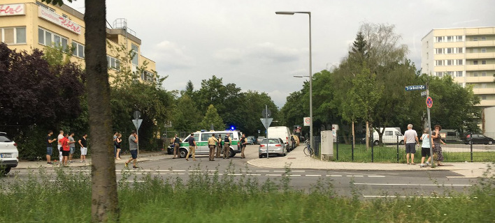 Τρομοκρατικές επιθέσεις στο Μόναχο - 10 νεκροί, δεκάδες τραυματίες