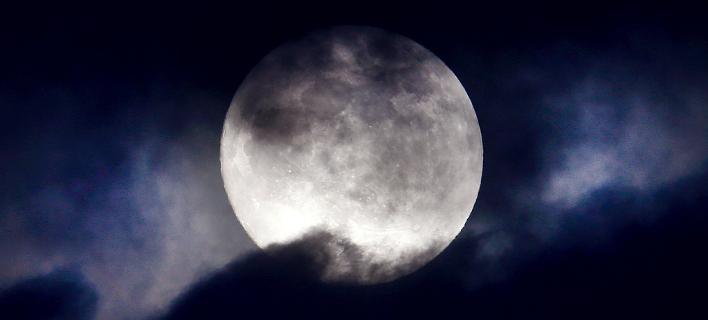 Φωτογραφία: AP- Το Φεγγάρι από την Γερμανία