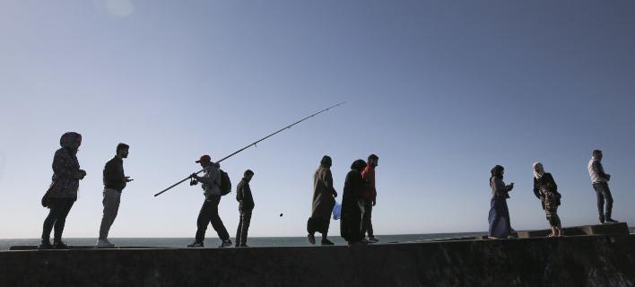 Η ξηρασία απειλεί το Μαρόκο (Φωτογραφία αρχείου: AP/ Mosa'ab Elshamy)