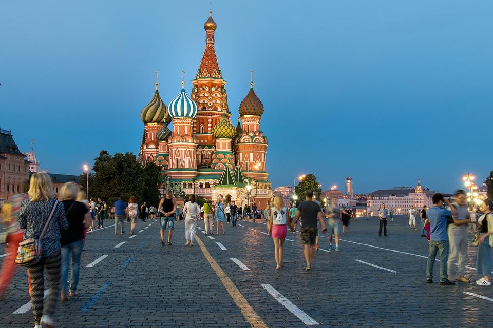 H Mόσχα/Pixabay