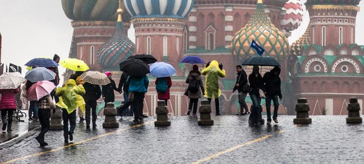Μόσχα (Φωτογραφία: AP Photo/Alexander Zemlianichenko)