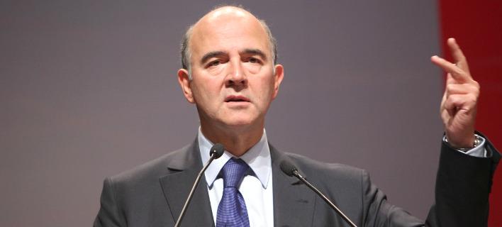 Μοσκοβισί: Υπάρχουν δεσμεύσεις και προθεσμίες που πρέπει να σεβαστεί η Ελλάδα