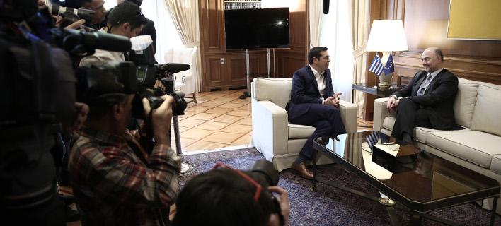 Μοσκοβισί: Θα υπάρξει εποπτεία για την Ελλάδα -Δεν θα χρειαστεί άλλο πρόγραμμα