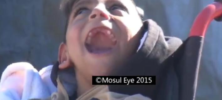 Φρίκη: Οι τζιχαντιστές αποφάσισαν να σκοτώνουν παιδιά με ειδικές ανάγκες [εικόνες & βίντεο]