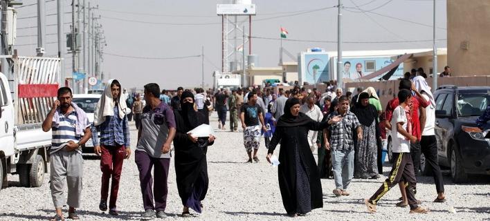 Ξεκίνησε η έξοδος της Μοσούλης -Χιλιάδες Ιρακινοί καταφεύγουν στη Συρία