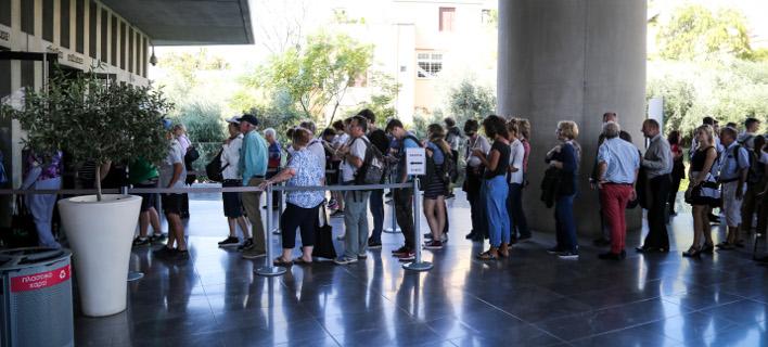 Μουσείο Ακρόπολης, φωτογραφία: Eurokinissi / ΒΑΣΙΛΗΣ ΡΕΜΠΑΠΗΣ