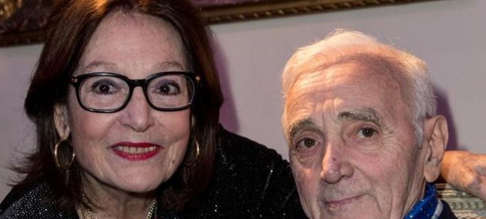 Το συγκινητικό «αντίο» της Νάνας Μούσχουρη στον μεγάλο «αδελφό και δάσκαλο» Σαρλ Αζναβούρ [βίντεο]