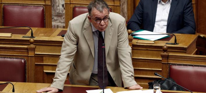 Γιάννης Μουζάλας, Φωτογραφία: Eurokinissi