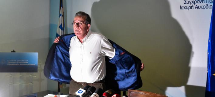 Ο Μουζάλας ανησυχεί: Υπάρχουν φωνές που ζητούν την έξοδο της Ελλάδα από την Σένγκεν
