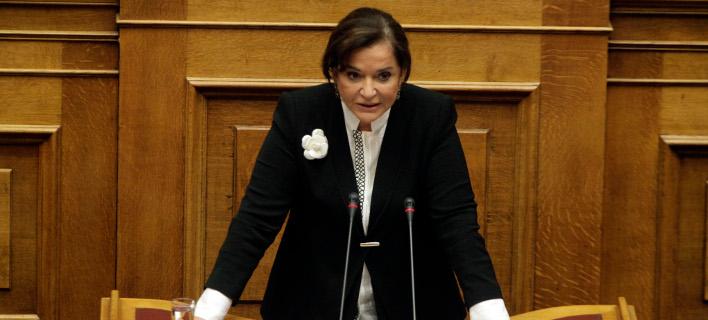 Μπακογιάννη: Ο διχασμός της κυβέρνησης για το Σκοπιανό βλάπτει τη διαπραγμάτευση
