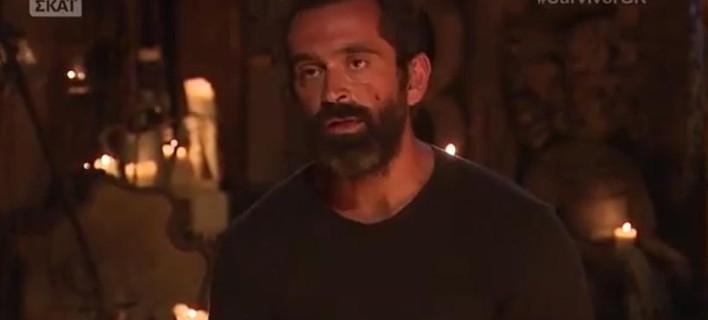 """Ο Μπο δηλώνει κατά την αποχώρησή του από το Survivor: """"Θα ήθελα να δω τον Ντάνο να κερδίζει το Survivor"""" (VIDEO)"""