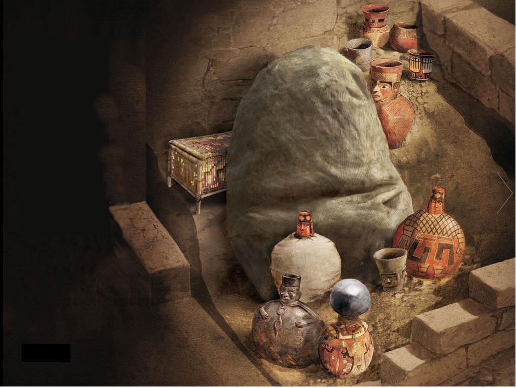 Ο τάφος της βασίλισσας: Ξετυλίγοντας τη μούμια της αρχηγού των Γουάρι