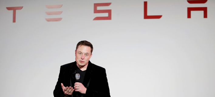 O Διευθύνων Σύμβουλος της Tesla, Έλον Μασκ (Φωτογραφία αρχείου: ΑΡ)