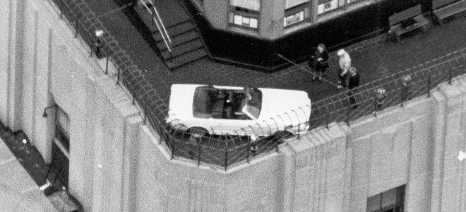Πώς να ανεβάσετε μία Mustang στην κορυφή του Empire State Building [εικόνες & βί