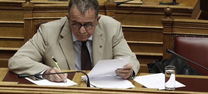 Ο Γιάννης Μουζάλας (Φωτογραφία: EUROKINISSI/ΓΙΩΡΓΟΣ ΚΟΝΤΑΡΙΝΗΣ)