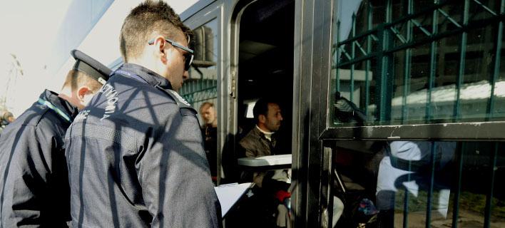 Aστυνομία/ Φωτογραφία: Eurokinissi