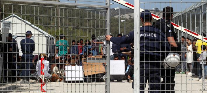 Συλλήψεις Σύρων στη Μυτιλήνη για βιασμό και πλαστογραφία