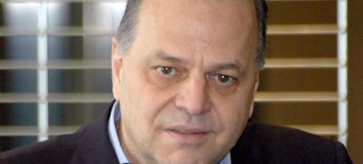 Ευάγγελος Μυτιληναίος/Φωτογραφία: Eurokinissi