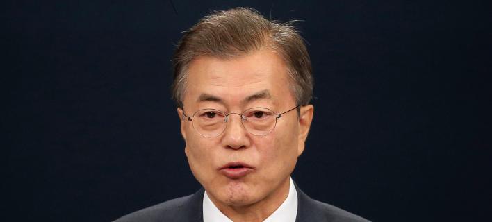 Πρόεδρος Ν. Κορέας/Φωτογραφία: AP