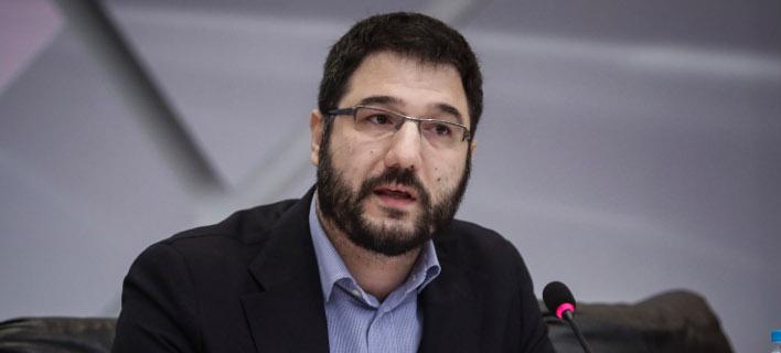 Ν. Ηλιόπουλος/Φωτογραφία: Eurokinissi