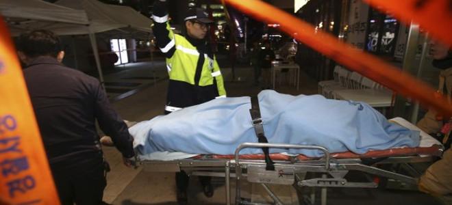 Τραγωδία με 16 νεκρούς σε συναυλία στη Νότια Κορέα: Κατέρρευσε φρεάτιο [εικόνες&
