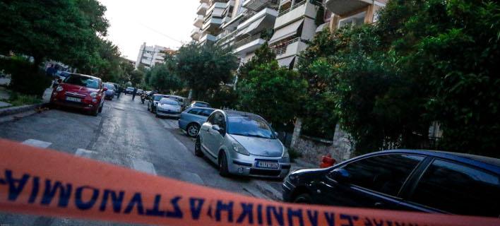 Βρέφος βρέθηκε νεκρό σε ακάλυπτο πολυκατοικίας/Φωτογραφία: Eurokinissi