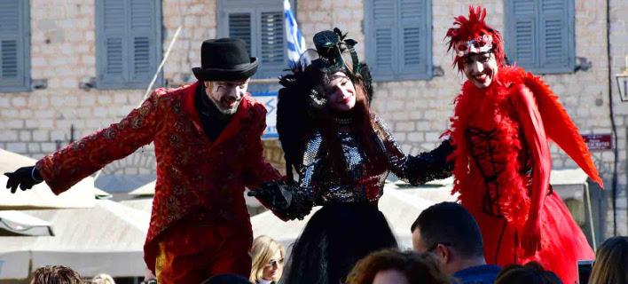 Με μουσικές και άρωμα Βενετίας η έναρξη του Τριωδίου στο Ναύπλιο [εικόνες]