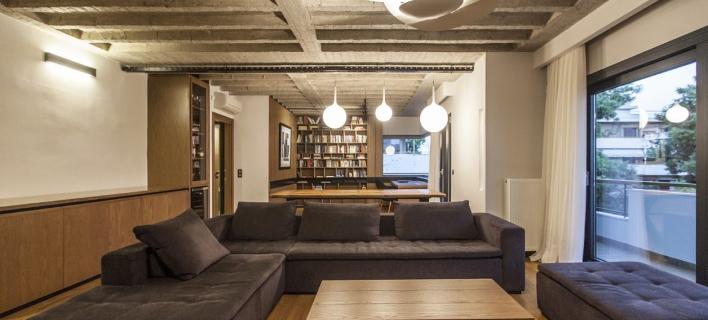 Το διαμέρισμα The Naked Ceiling (Φωτογραφία: Urban Soul Project)