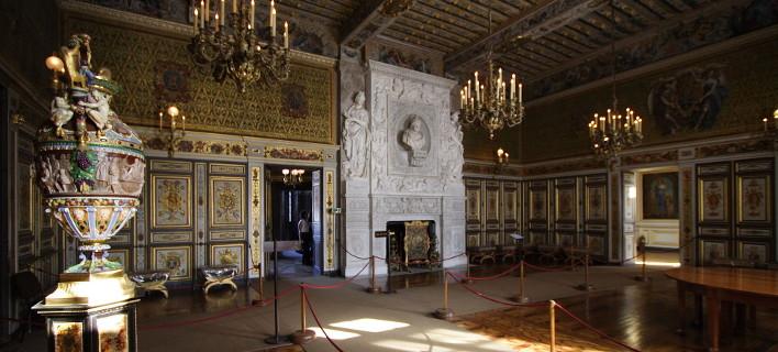 φωτογραφίες: musee-chateau-fontainebleau.fr / wikipedia
