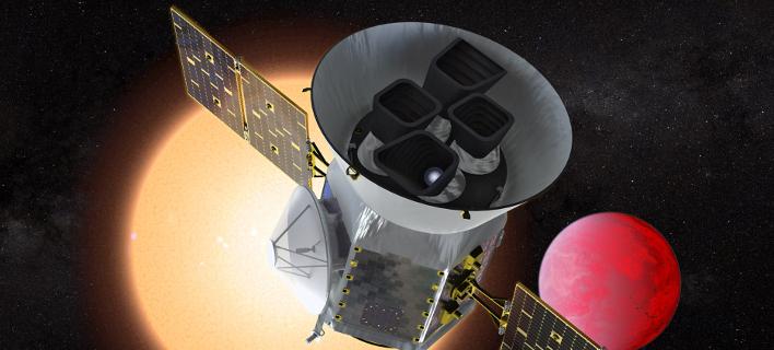 Αναβλήθηκε η εκτόξευση του διαστημικού τηλεσκοπίου TESS λόγω τεχνικού προβλήματος