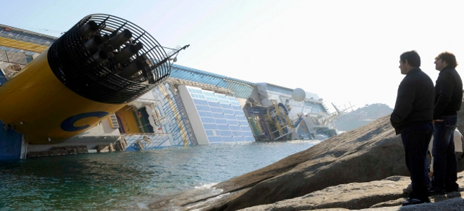 Costa Concordia, δεκάδες νεκρούς, Ιταλία, κρουαζιερόπλοιο, ναυάγειο, ναυάγιο, σω