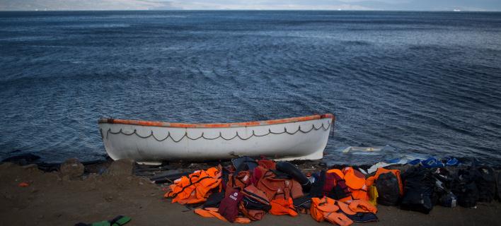 ναυάγιο με μετανάστες/Φωτογραφία: AP