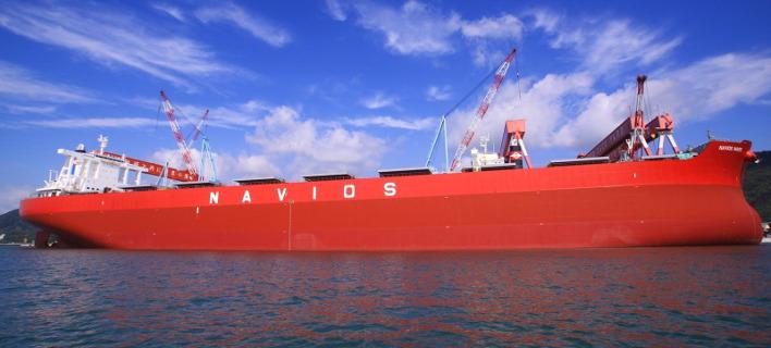 Εισαγωγή στο Nasdaq με 4 νέα πλοία για τη Navios Containers της Αγγελικής Φράγκου