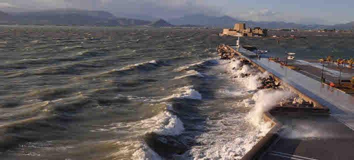 Ναύπλιο/Φωτογραφία: Eurokinissi