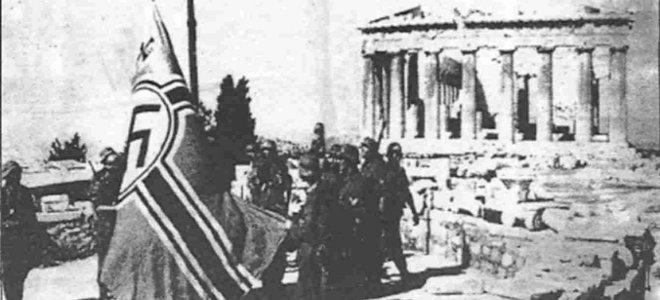Αποτέλεσμα εικόνας για Οι Ναζί στην Αθήνα