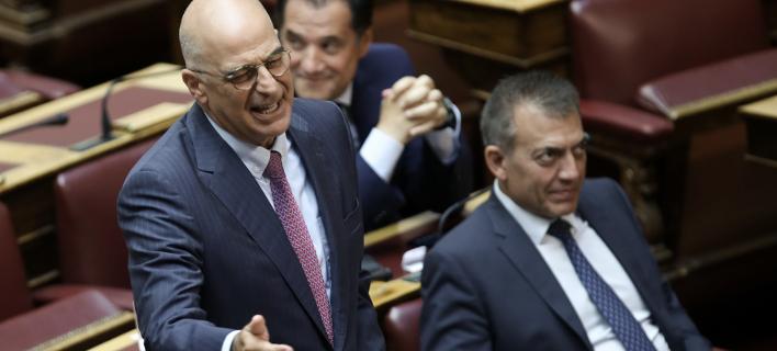 Η ΝΔ κατέθεσε τροπολογία για την κατάργηση του νόμου Παρασκευόπουλου -Θα την απορρίψουμε λέει ο Τσακαλώτος