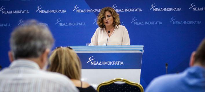 Μαρία Σπυράκη (Φωτογραφία: EUROKINISSI/ΓΙΑΝΝΗΣ ΠΑΝΑΓΟΠΟΥΛΟΣ)