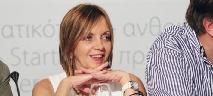 Πέθανε η Μένη Λυσσαρίδου -Στέλεχος της ΝΔ στη Θεσσαλονίκη