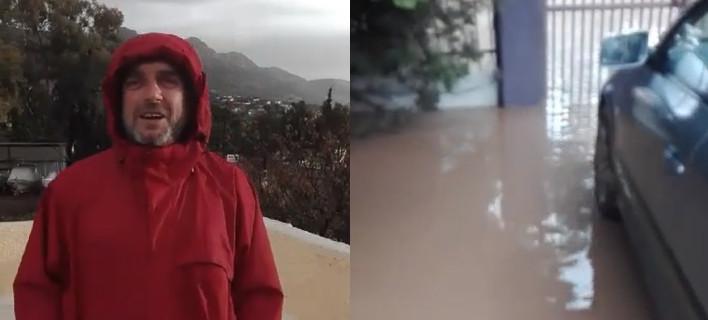 Κάτοικος της Νέας Περάμου στο iefimerida.gr -Αν δεν καθαρίσουν τα μπάζα, θα έρθουν μεγαλύτερες καταστροφές [βίντεο]