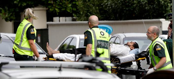 μακελειό στη Νέα Ζηλανδία/Φωτογραφία: AP