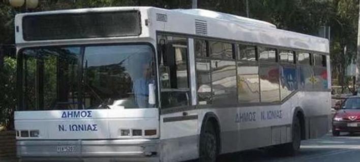 Απίστευτης αγριότητας βανδαλισμοί στα 3 δημοτικά λεωφορεία της Ν. Ιωνίας -Ανεστάλησαν τα δρομολόγια