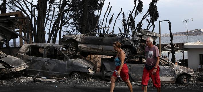Επίσημο: Αυξήθηκαν τα θύματα, 82 οι νεκροί -Ψάχνουν ακόμη στα καμένα