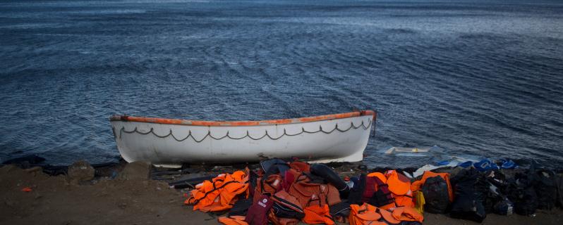 Μετανάστες/Φωτογραφία Αρχείου: AP