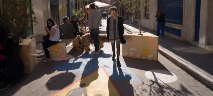Ακόμη τέσσερις νέοι πεζόδρομοι στο κέντρο της Αθήνας [εικόνες & χάρτης]